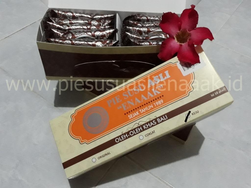 Pie Susu Bali Yang Asli Dan Enak
